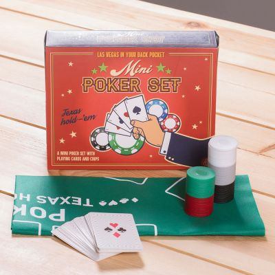 Gioco & Divertimento - Set Mini Poker
