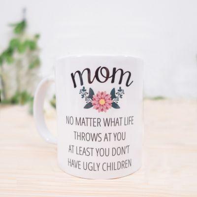 Tazze personalizzate - Tazza Personalizzata - Mom