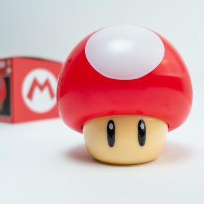 Saldi - Lampada Fungo Super Mario