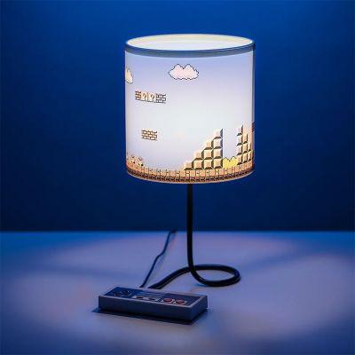 Illuminazione - Lampada Super Mario Nintendo NES