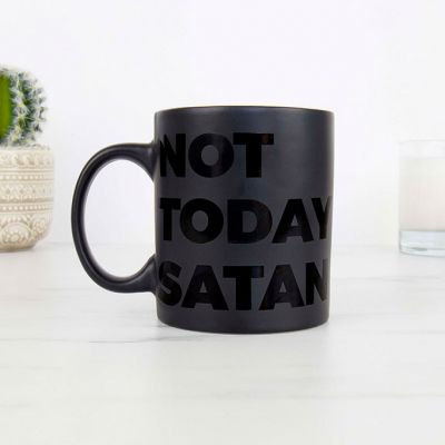 Cose Pazzesche - Tazza Not Today Satan