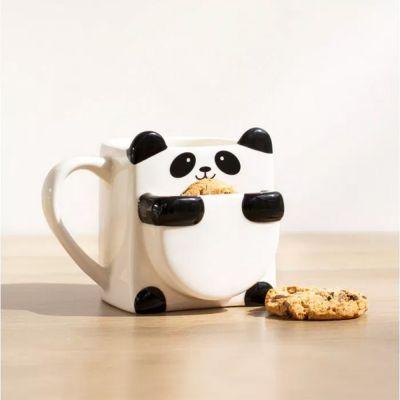 Regali 18 anni - Tazza Panda Biscotto