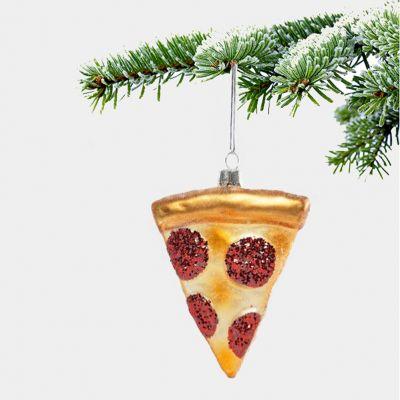 Addobbi Natalizi - Palla di Natale Pizza