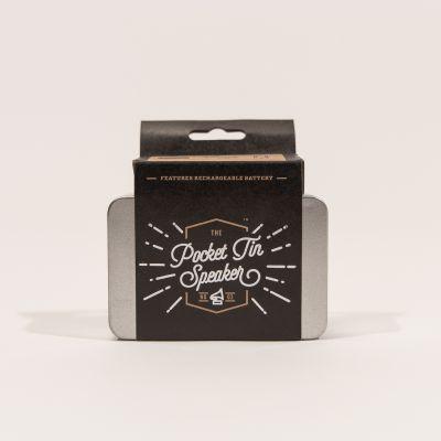 Gadget & Elettronica - Mini Altoparlante in Scatola di Metallo