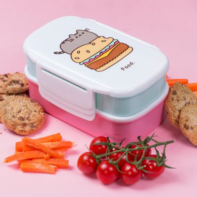 Cucina & Grill - Pusheen Set Cestino Per Il Pranzo