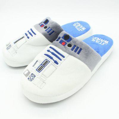 L'Universo Di Star Wars - Pantofole R2D2