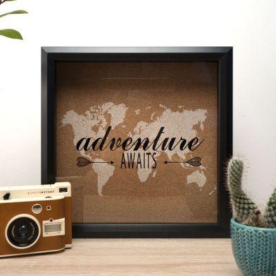 Regali di addio - Salvadanaio Memorie di Viaggio
