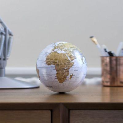 Decorazione - Mini Mappamondo Rotante