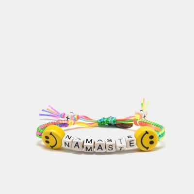 Regali primaverili - Braccialetto Namaste