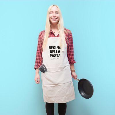 Cucina & Grill - Grembiule da Cucina Personalizzabile Il ribelle della cucina