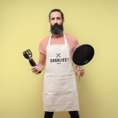 Cucina & Grill - Grembiule da Cucina Personalizzabile Master Chef