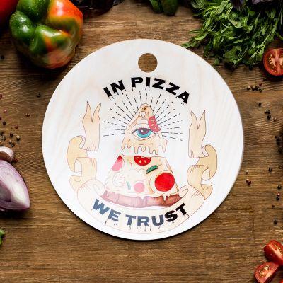 Halloween - Tagliere In Pizza We Trust