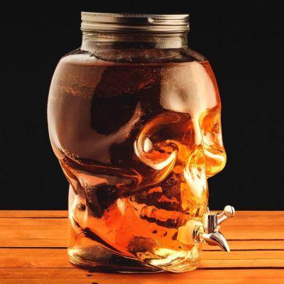Halloween - Distributore di Bevande Teschio