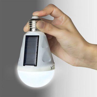 Illuminazione - Lampadina Solare con Led