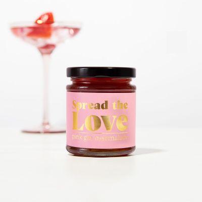 Regali primaverili -  Marmellata Pink Gin