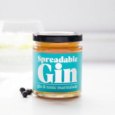 Regali primaverili - Marmellata Gin & Tonic