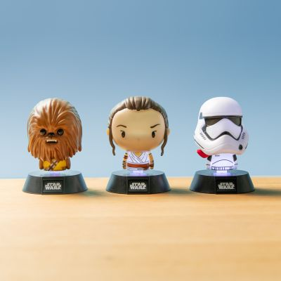 Mini Lampade Star Wars