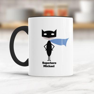 Tazze personalizzate - Superhero – tazze personalizzate Lui & Lei