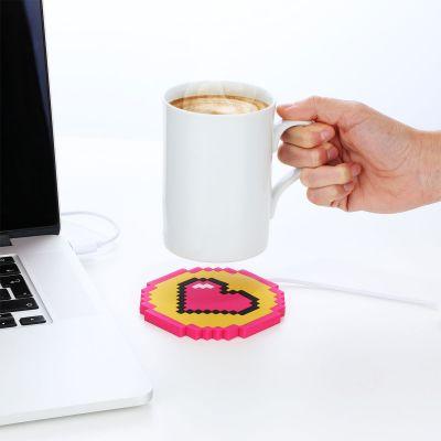Computer e USB - Scalda Tazza Usb Cuore