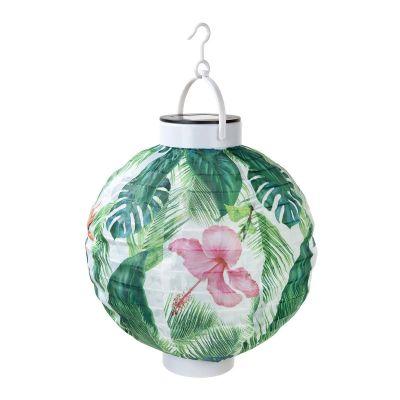 Illuminazione - Lanterna solare tropicale da esterno