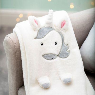 Regali per neonati - Coperta Unicorno per Bambini