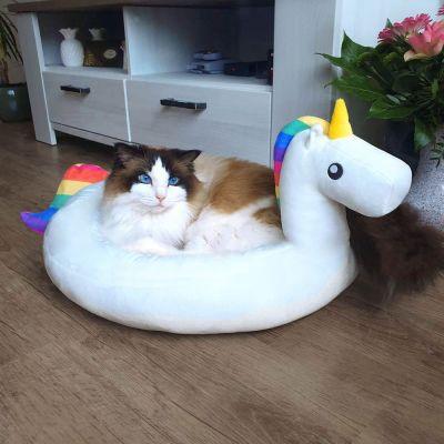 Regali Unicorno - Cuccetta Unicorno per Cani e Gatti