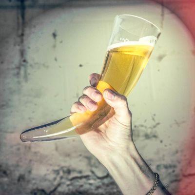 Tazze & Bicchieri - Corno per Bere Vichingo