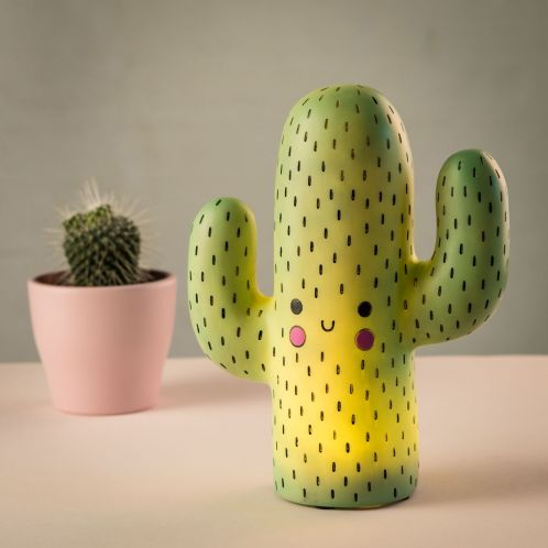 Regali di Natale - Lampada Cactus