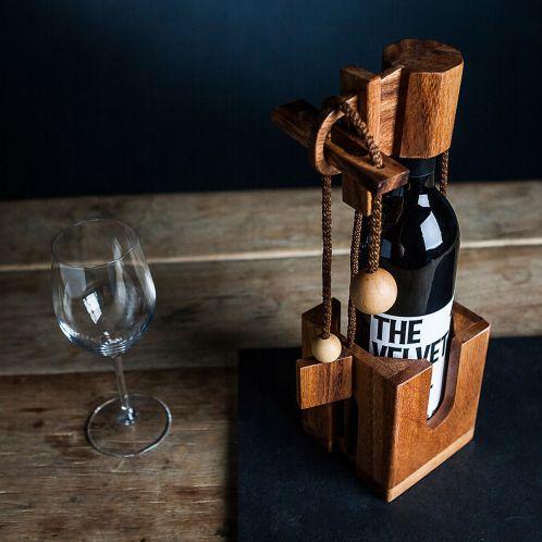 Idee regalo - Puzzle Bottiglia intrappolata