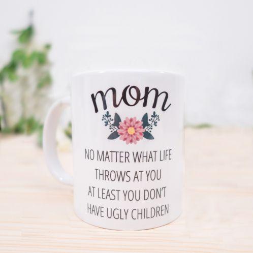 Idee regalo - Tazza Personalizzata - Mom