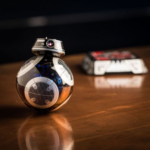 Regali di Natale - Droide Star Wars BB-9E Sphero