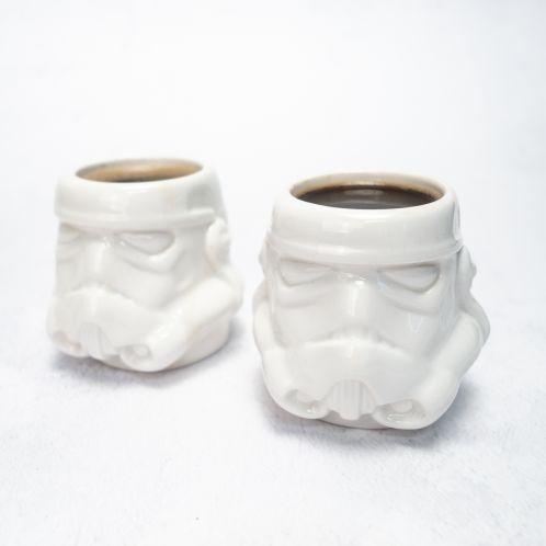 Original Stormtrooper Espresso – Set di Tazzine