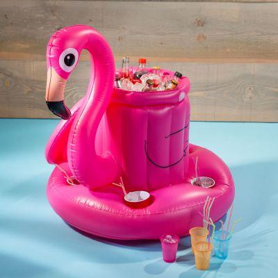 Aufblasbare Flamingo Bar