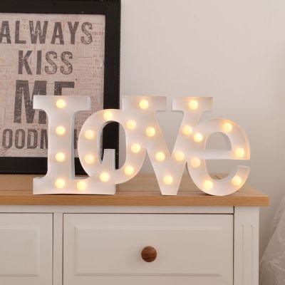 LED Licht - Liebe