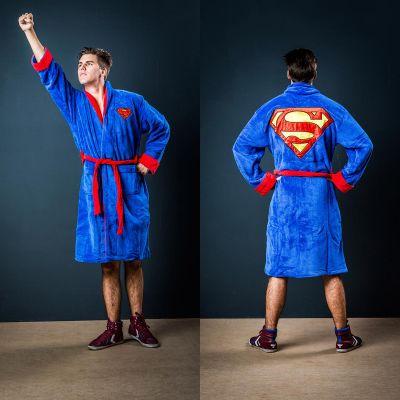 Superman Bademantel