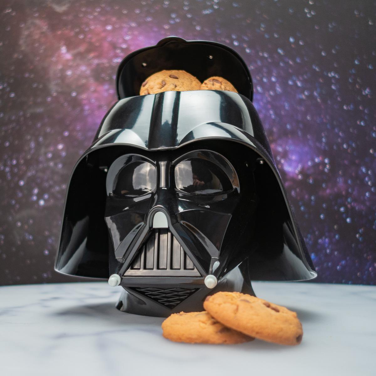Barattolo di biscotti Star Wars Darth Vader con audio