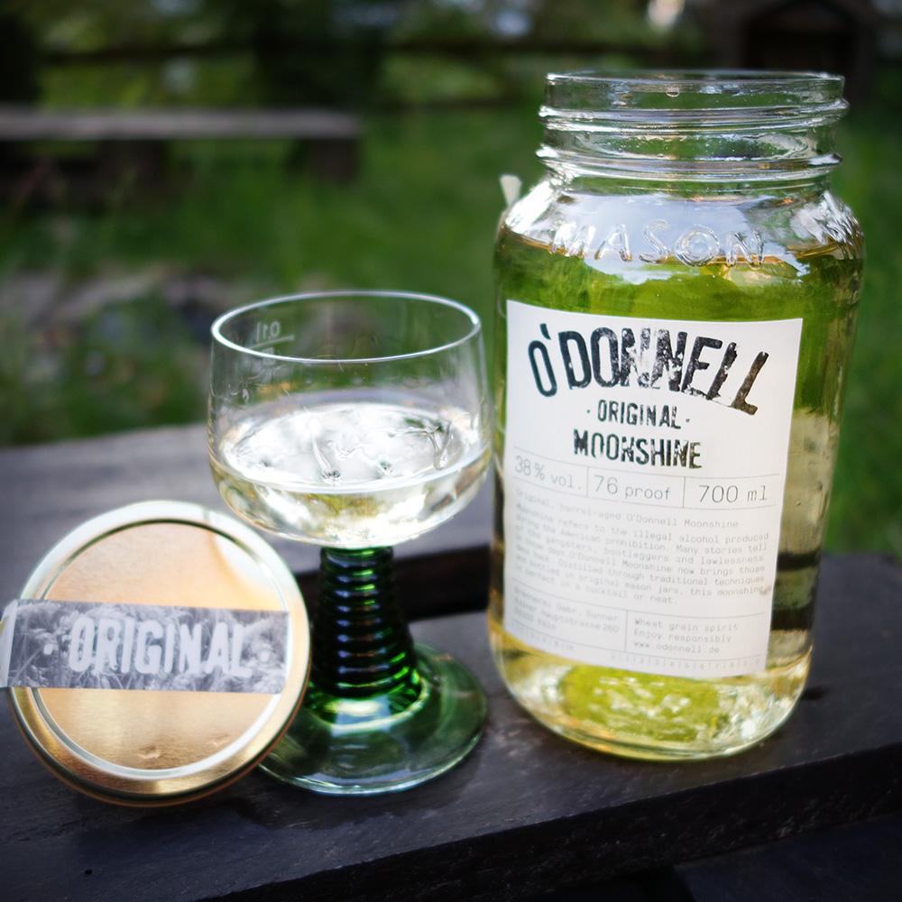 Acquavite O'Donnell Moonshine