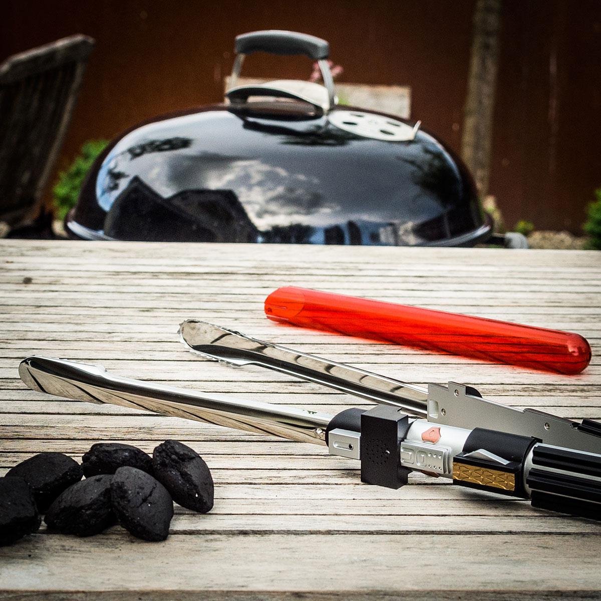 Pinze Barbecue Star Wars – con suoni