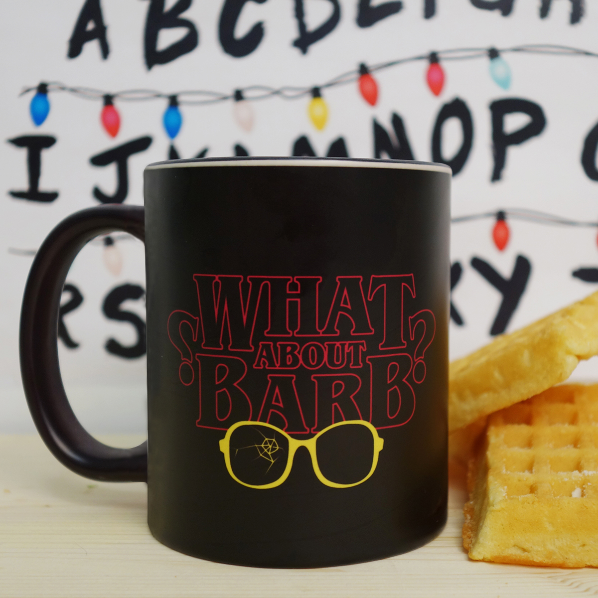 What About Barb - Tazza Termosensibile