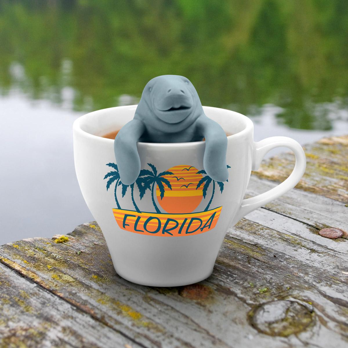 Infusore Per Tè Lamantino