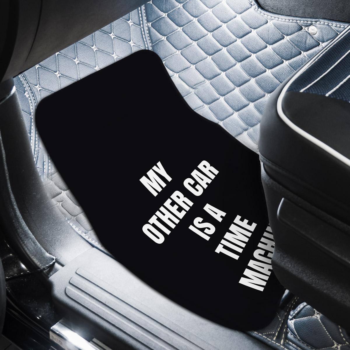 regali per lui tappetino per auto con testo su 5 righe